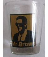 Reservoir Dogs Mr. Brown Shot Glass - $5.99