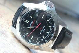 Vostok Komandirsky Russian Mechanical Automatic K-39 Military wristwatch 390775 image 2