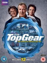 BBC Top Gear Complete Specials DVD 13 Disc Boxset *REGION 2 PLEASE READ ... - $34.95
