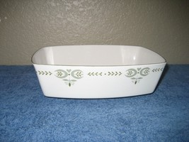 Vintage Franciscan Discovery Heritage Interpace Cream Serving Dish Bowl USA - $9.46