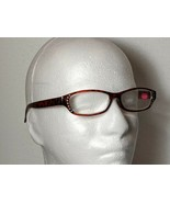 Leopard Print Brown Fashion Reading Glasses Adult Unisex +3.25  - $9.79