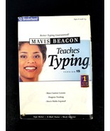 Broderbund: Mavis Beacon Teaches Typing Version 15  for Ages 8+ Type Bet... - $14.95