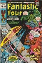 The Fantastic Four Comic Book #109 Marvel Comics 1971 FINE+ - $24.10