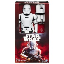 Star Wars Force Awakens Flametrooper 11inch Action Figure Hasbro - $20.00