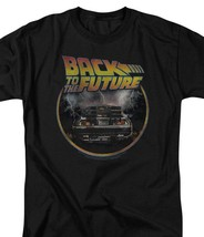 Back to the Future Retro 80's Sci-Fi Classic Marty McFly DeLorean Car UNI990 image 2