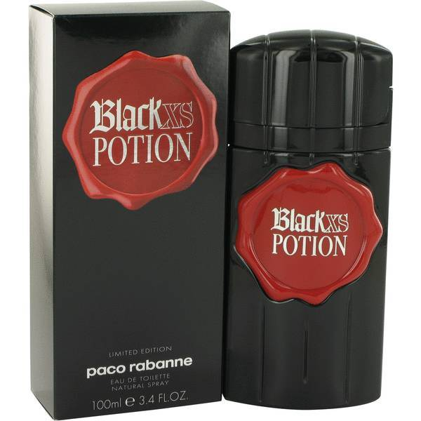 Aapaco rabanne black xs potion cologne