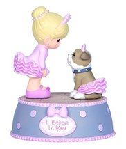 Precious Moments,  I Believe In You, Resin Music Box, 144106 - $55.31