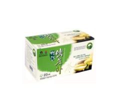 100% Natural Mugwort Tea Medicinal Korean Herbal Wormwood Aroma 25Bags - $17.85