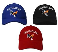 Cap Hat Puro Guanajuato_ Adjustable Strap_100% Cotton_Digital Transfer L... - €15,67 EUR