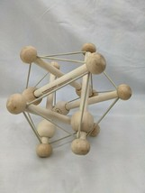 Manhattan Toy Skwish Natural Wood Game Toy - $9.95