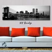 Original by BoxColors Single panel 3 Size Options Art Canvas Print NY Br... - $59.00