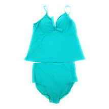 DSF Swimwear Two-Piece Swimsuit, Teal, 20 - $29.69