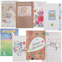 Assorted Birthday Cards - Set of 24 - $13.73