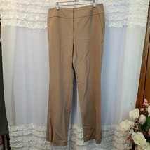Ann Taylor 10 Mauve Trousers Pants Womens - $17.41