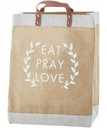 SB Design Studio B1404 Santa Barbara Tote, Large, Eat, Pray, Love - £25.79 GBP