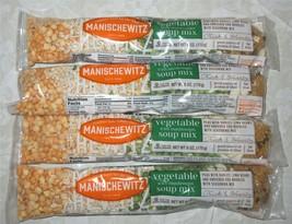 Manischewitz Vegetable Soup Mix With Mushrooms 4 Packs - $24.95