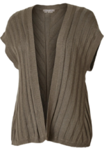 Small 4-6 Royal Robbins Women's Calaveras Shrug Sweater Taupe NEW