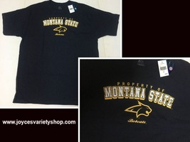 Montana Bobcats T-Shirt SZ XL Collegiate Licensed J. America Sports - $11.99
