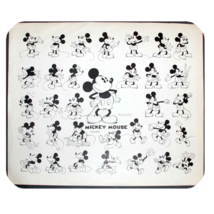 Mouse Pad Model Work Sheet Mickey Mouse Cute And Funny Animation Cartoon... - $4.00