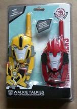 Transformers Walkie Talkies, Indoor or Outdoor Play - New / Sealed - $19.78