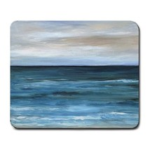 Mousepad Computer Mouse Pad Sea View 266 blue sea ocean beach L.Dumas - $305,77 MXN