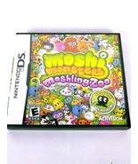 Moshi Monsters: Moshling Zoo (Nintendo DS, 2011) Game Case Manual - $7.92