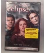 Eclipse from Twilight Saga Series DVD New in Shrinkwrap - $4.90