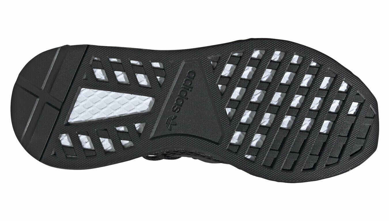 ADIDAS ORIGINALS DEERUPT S BLACK/WHITE SIZE 10 NEW FAST SHIPPING (BD7879)  image 12