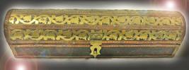 HAUNTED BOX ELIMINATE ENERGY VAMPIRES PARASITE HIGH MAGICK MYSTICAL TREA... - $707.77
