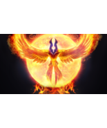 EGYPTIAN IMMORTAL PHOENIX SOUL of RA BIRD of the SUN and FIRE izida's Spell - $111.00