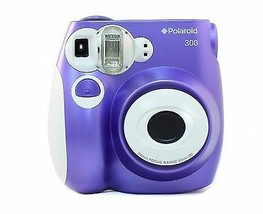 Polaroid PIC-300 Instant Film Camera (Purple) Purple Standard Packaging - $94.43