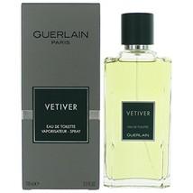 VETIVER GUERLAIN by Guerlain EDT SPRAY 3.4 OZ - $48.83