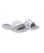 PUMA Surfcat Ladies' Slide Sandal, White, Size 6 - $15.83