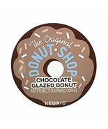 Donut Shop Chocolate Glazed Donut K-Cup Coffee (12 K-Cups) … - $14.83
