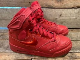 Nike Air PR1 Hoh House Of Hoops Hombre Zapato Size 8 Universitaria Rojo - $156.15
