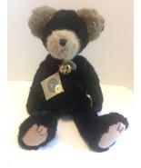 Boyds Bear Burlington P. Beanster Plush Teddy 20th Anniversary Series 51... - $25.24