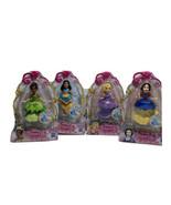 Disney Princess Royal Clips 4 Assorted W9 - $25.73