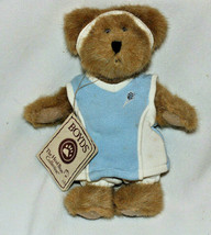 """Collectible Boyds Bears 8 in """"Winney Wimbleton"""" Style #903309 Tennis Outfit - $16.44"""