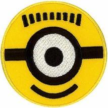 *Minoda Minion emblem large curls face U01Y9439 - $13.37