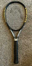 Head Titanium Tennis Racket Used With Broken String Frame in Great Shape - $19.59