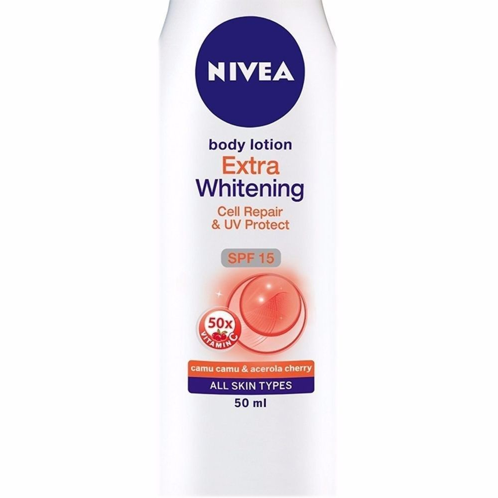 Natural Nivea Whitening Cell Repair Body And 28 Similar Items Extra White Firming Lotion Spf15 400 Ml Uv Protection 50ml
