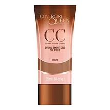COVERGIRL Queen CC Cream Classic Bronze Q620, 1 oz (packaging (Classic B... - $15.48