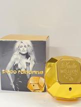LADY MILLION by PACO RABANNE Eau de Parfum 80ml/ 2.7oz Spray For Women -... - $80.00