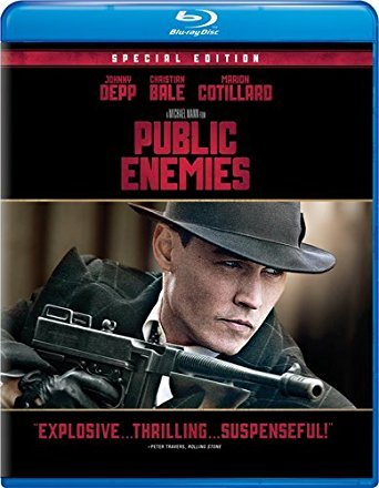 Public Enemies [Blu-ray] (2009)