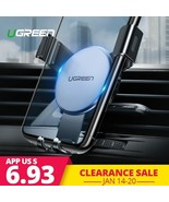 UGREEN® Car Phone Holder In Car For IPhone X 7 Air Vent Mount Stand Univ... - $16.14