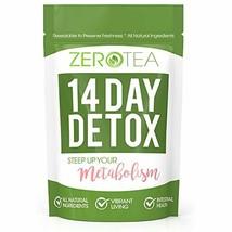 2 Week Detox Tea Weight Loss Teatox Herbal Bag Test Smell Good Natural O... - $17.77