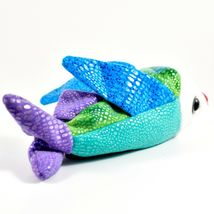 2000/2001 TY Beanie Baby Propeller Colorful Fish Retired Beanbag Plush Toy Doll image 3
