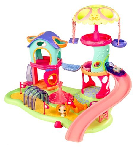 Primary image for Littlest Pet Shop: Whirl Around Playground Playset