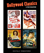Four Films Collection - Volume 6 - Four Full-Length Movies - $25.72