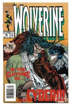 1994 Wolverine Comic 80 from Marvel Comics X-23 Test Tube reference - $14.85